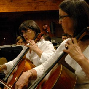 Cellos - Kari and Nadine