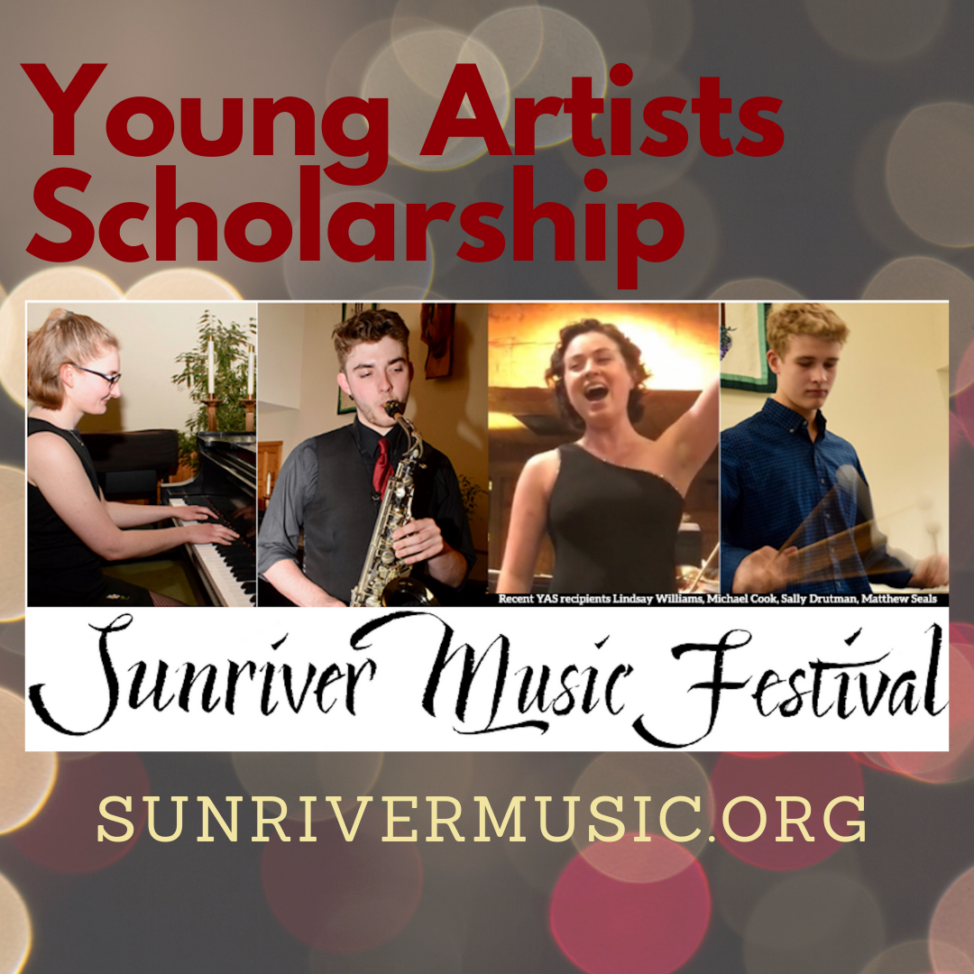 Young Artists Scholarship image
